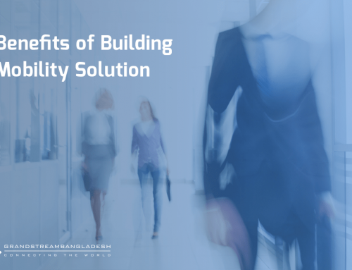 Benefits of Building Mobility Solution