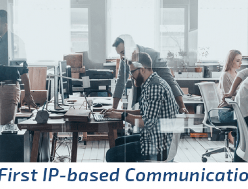 Plan your First IP-based Communication Solution